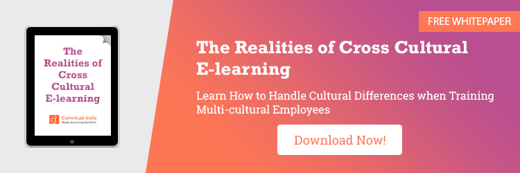 The Realities of Cross Cultural eLearning