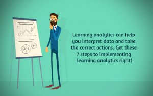 7 Steps to Implement Learning Analytics in Corporate Online Training