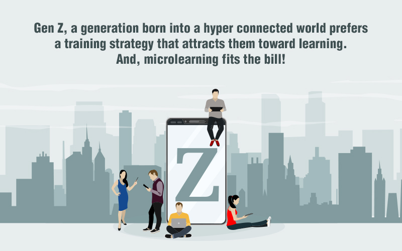 Microlearning & Gen Z Learners: Made for Each Other?