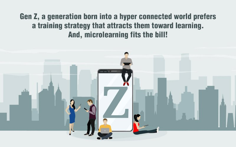 What Makes Microlearning an Attractive Learning Strategy for Gen Z Learners?