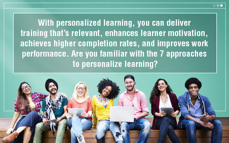 Personalized Learning: Hit the Right Chord of Employee Training
