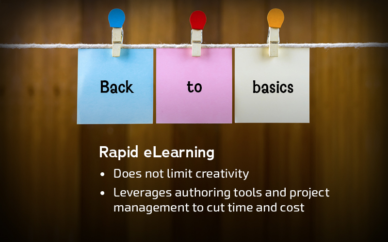An Introduction to Rapid eLearning