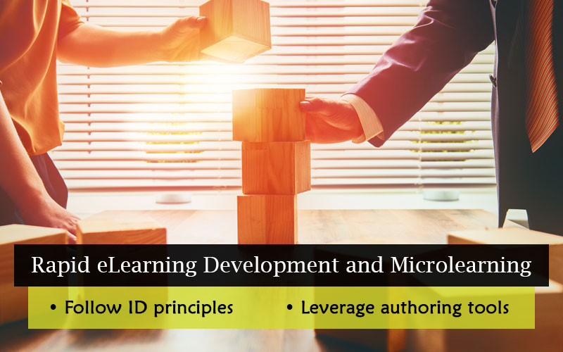 Rapid eLearning Practices for Microlearning: 5 Quick and Easy Ways