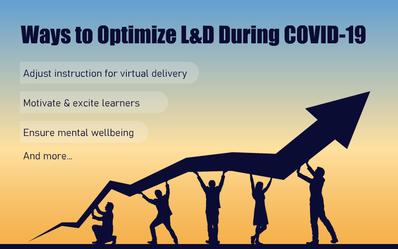 Optimizing L&D During COVID-19: A 5-Point Formula for Success