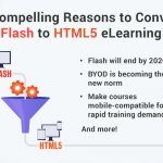 Flash to HTML5 eLearning Migration: Why You Should Hurry Up