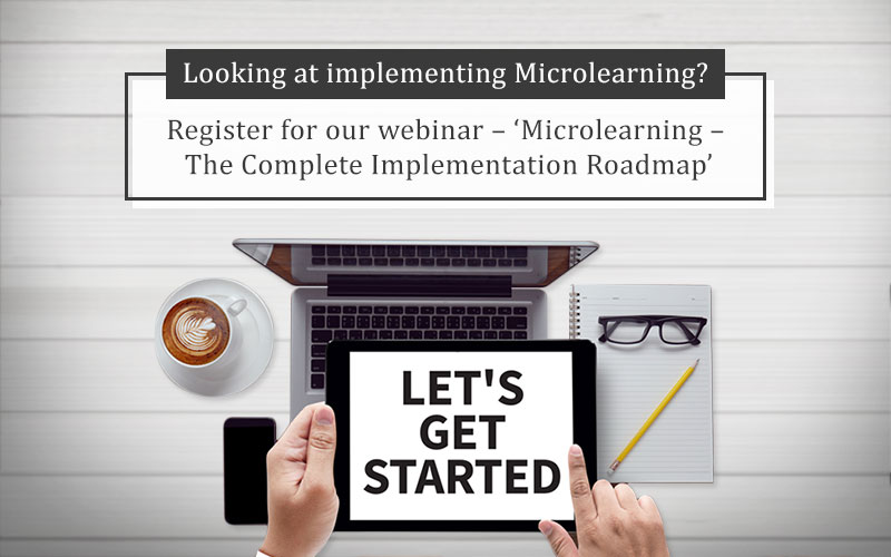 Take the Right Step to Put Microlearning into Action [Video]