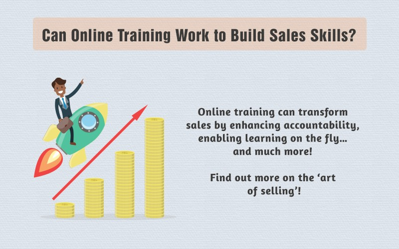 Can Online Training Help You Master the 'Art of Selling'?