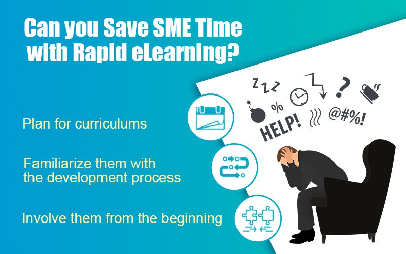 Rapid eLearning: 5 Secrets to a Happy SME