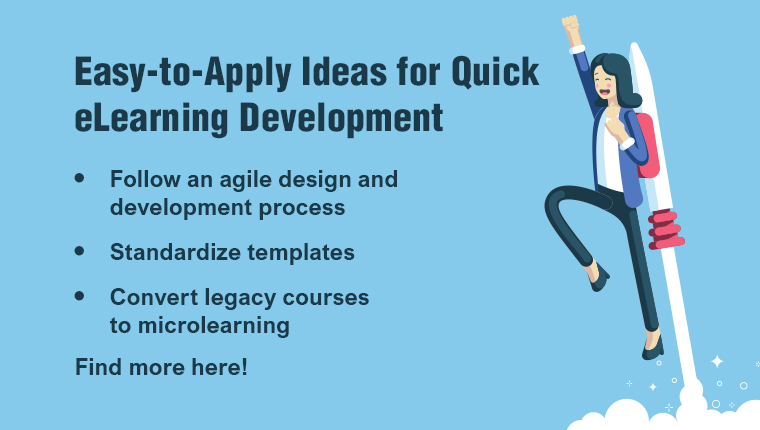 Rapid Development of eLearning Courses During COVID-19: A Guide for Success