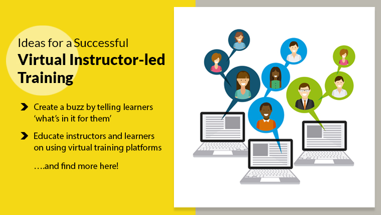 A Tried & Tested Recipe for Successful Virtual Instructor-led Training