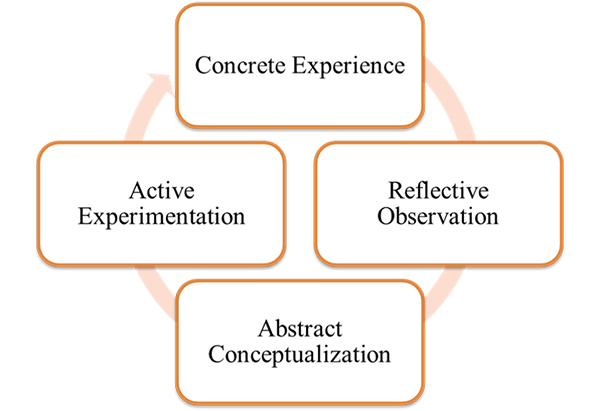 4 Phases of Experiential Learning Cycle