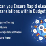eLearning Translations: 5 Ways to Make it Quick, Easy and Cost-effective