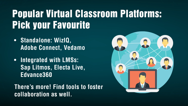 The Rise of Virtual Classroom Platforms to Enable 'Training-from-Home'