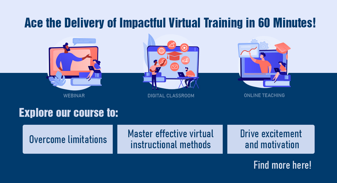 Virtual Classrooms: Expert Insights on Enhancing Impact in Just 60 Minutes