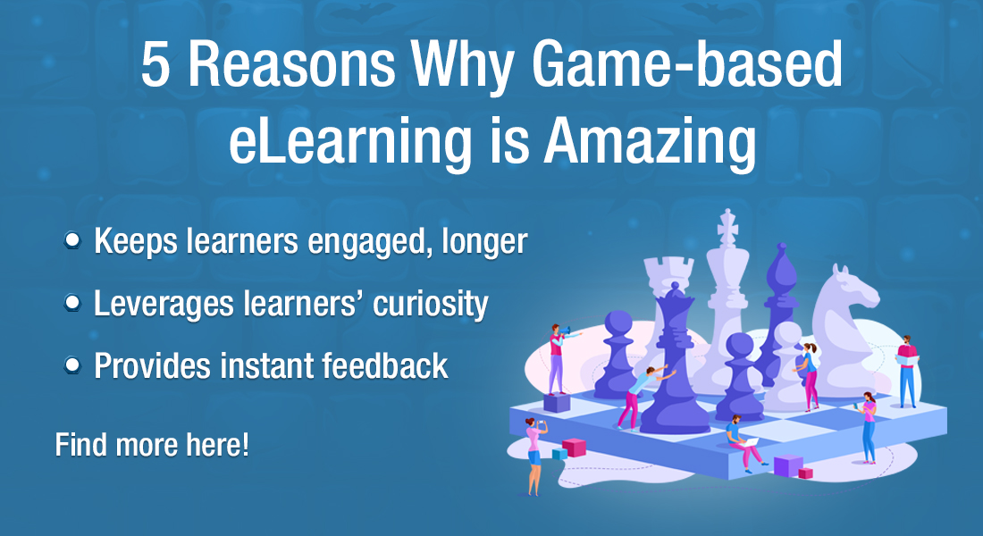 Game-based eLearning: A Game-Changer in Online Training