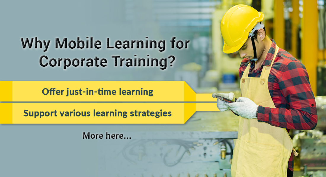 Still Not Using Mobile Learning? 5 Reasons Why You Must!