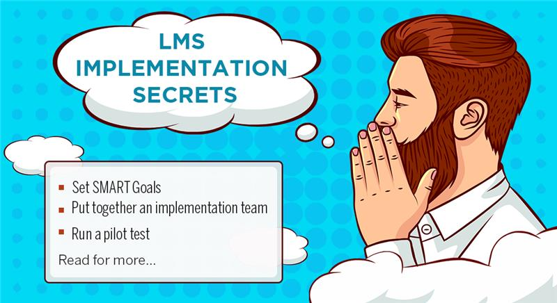 5 Lesser-known Secrets to Get Your LMS Implementation Right