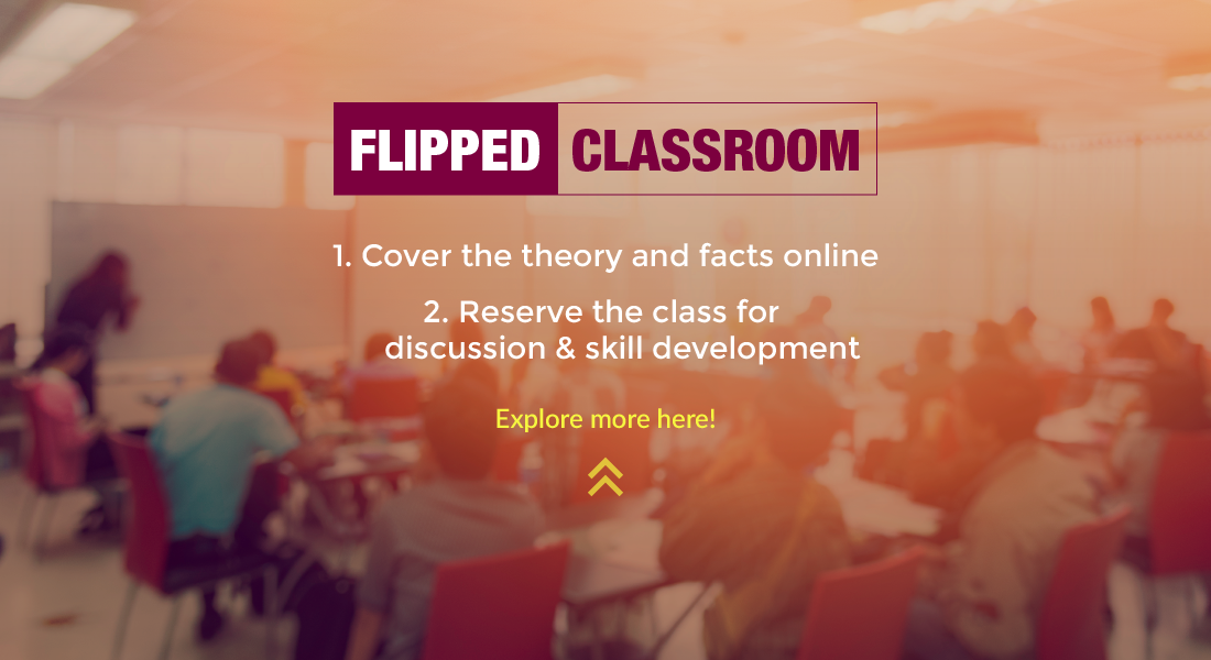 Decoding the 'Flipped Classroom' in Blended Learning [Infographic]
