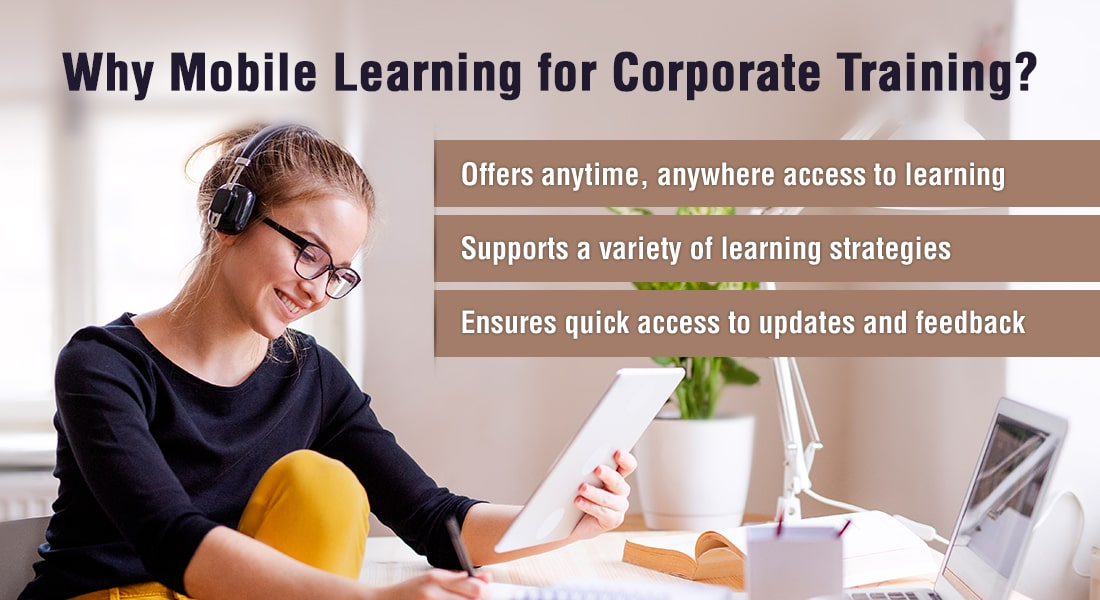 Mobile Learning: 5 Good Reasons to Include it in Your Training Strategy