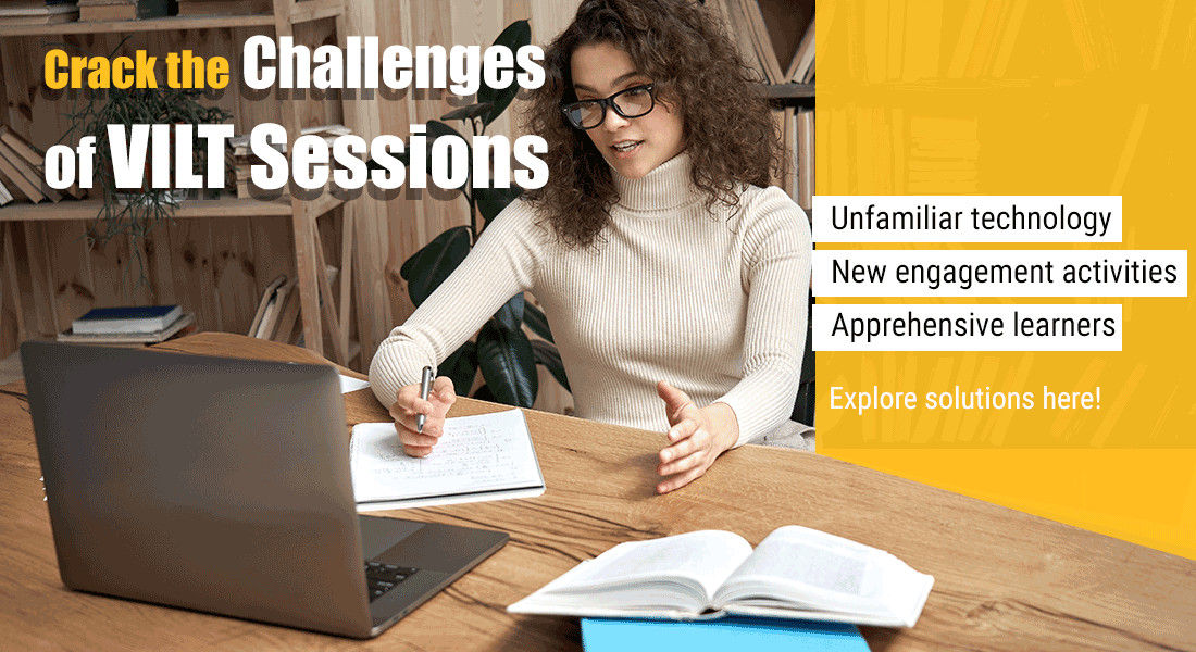 VILT Challenges: Crack Them Like A Pro! [Infographic]
