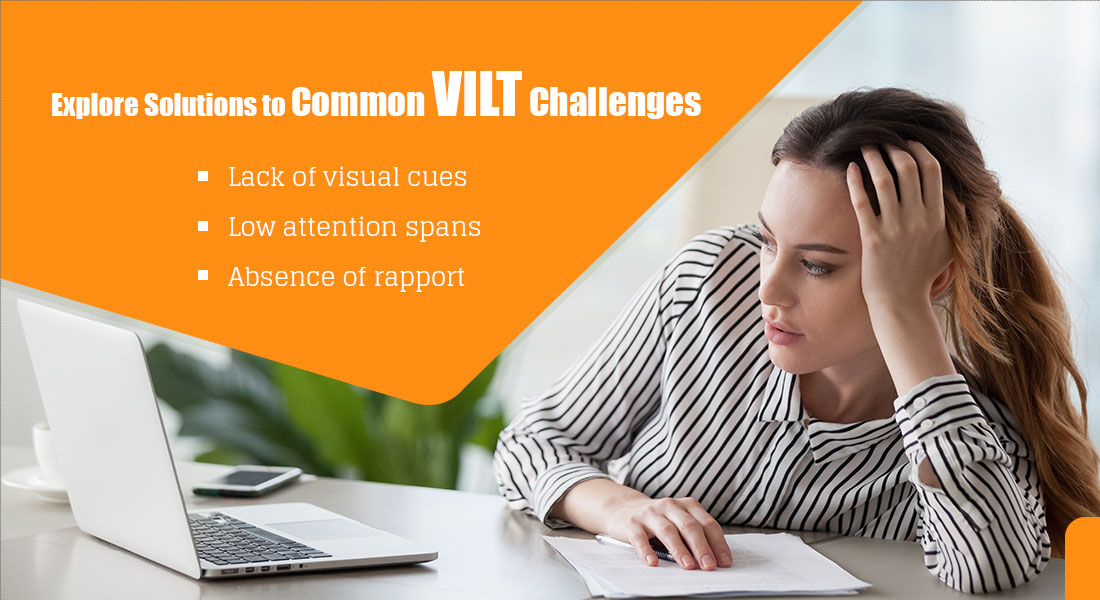 VILT: Ways to Overcome its Limitations in Corporate Training