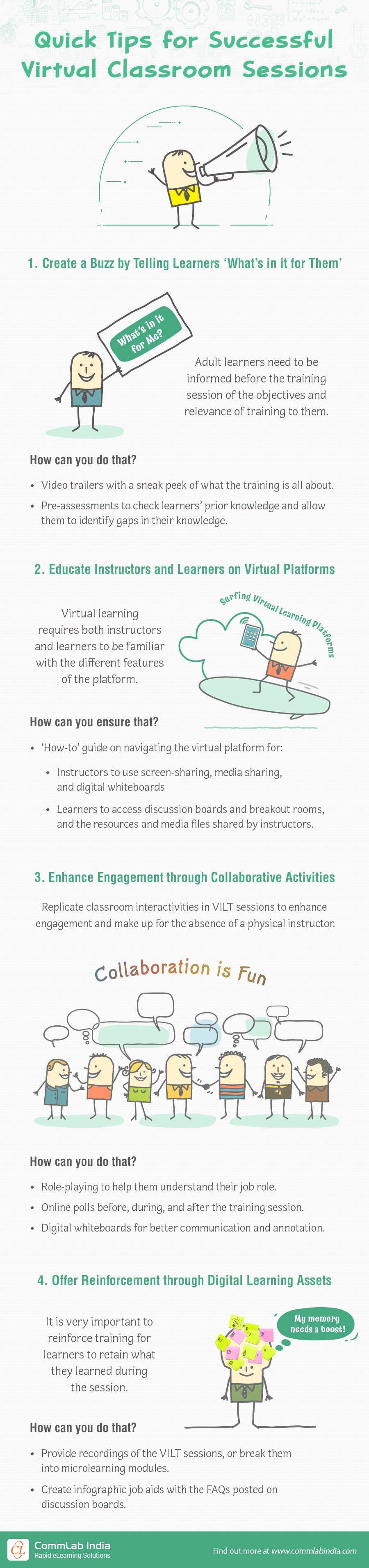 Virtual Classroom: Quick Tips for Getting it Right!