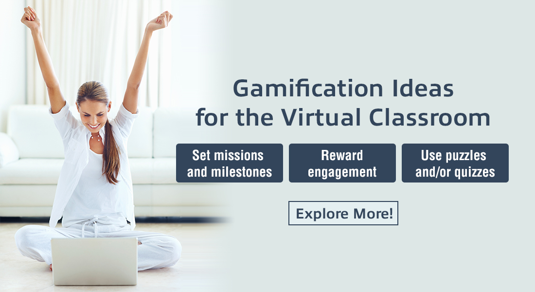 Virtual Classroom Gamification: Useful Tips from Experts!