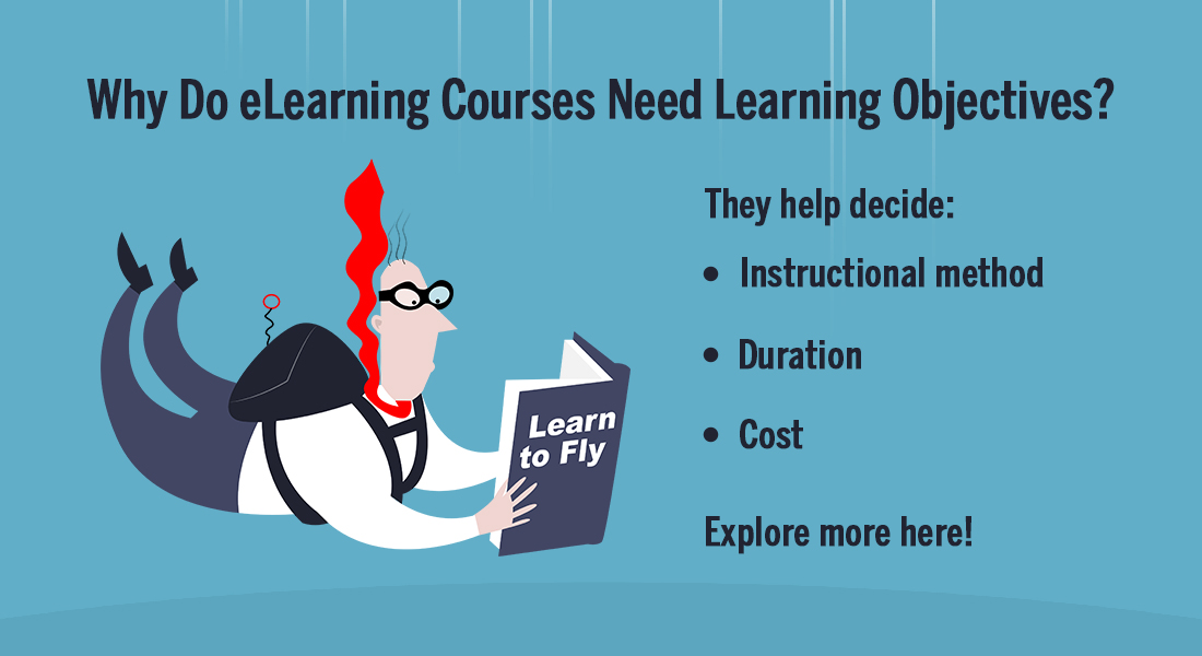 What is So Important about Learning Objectives in Online Training?