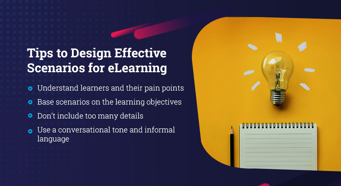 Scenario-based Learning: 5 Practical Tips Worth Following!