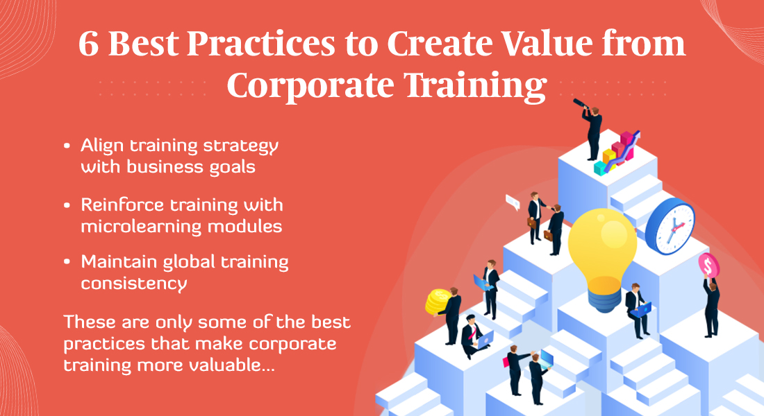 Corporate Training Best Practices – How to Increase Training Value.