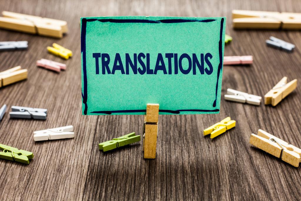 eLearning Translation