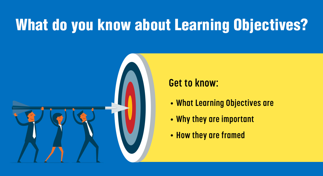 Introduction to Learning Objectives: What are They? [Infographic]