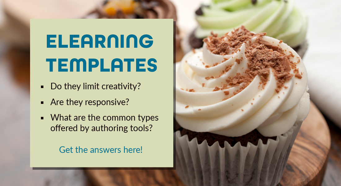 Rapid eLearning: Answers to 5 FAQs on Built-in Templates