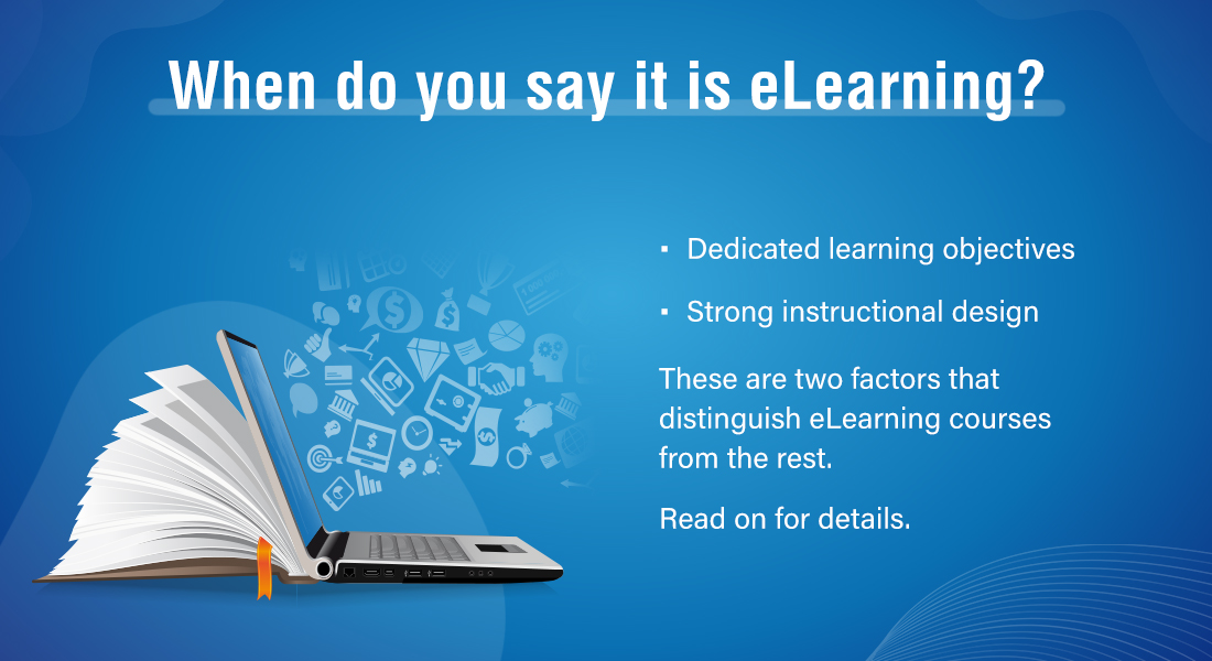 E-learning: More Than Just a Published PPT!
