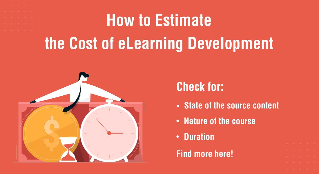 ELearning Course Development: 3 Factors that Affect Cost
