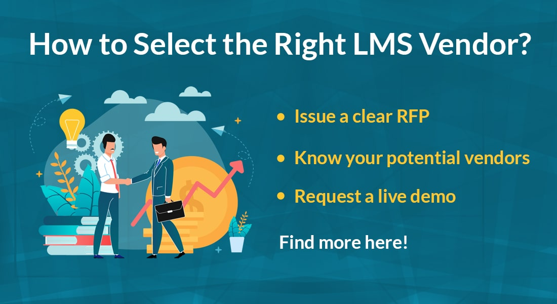 LMS Vendor: Select the Right One in These 4 Steps