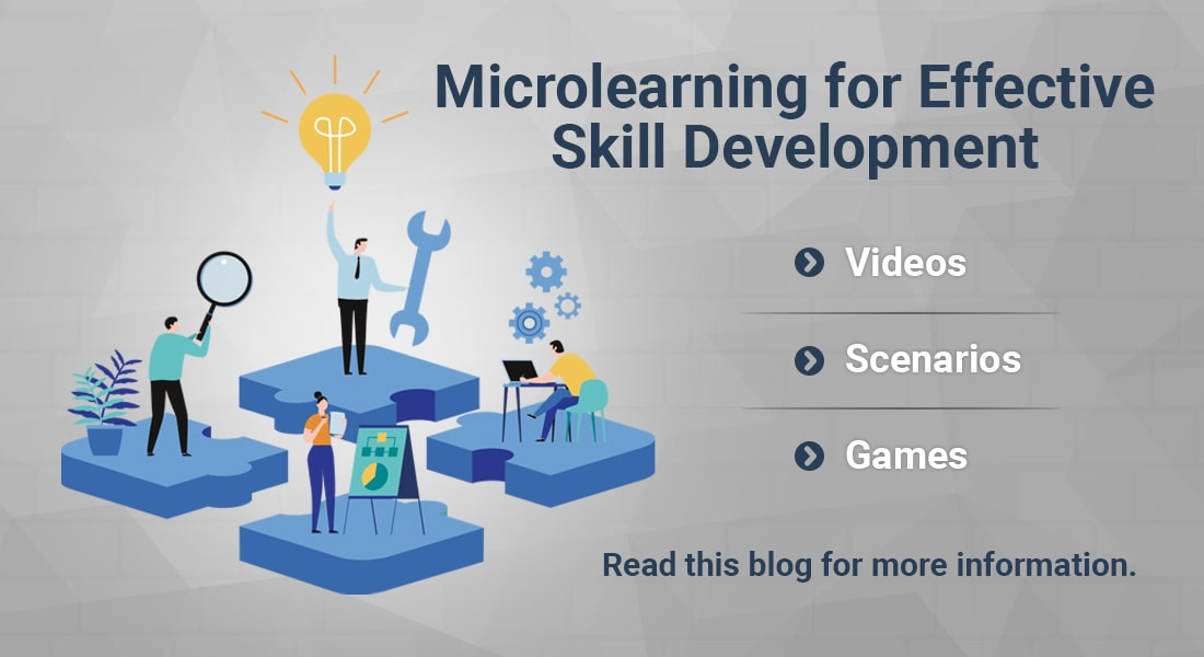 Microlearning: The 'Bite-sized' Formula for Skill Development Training