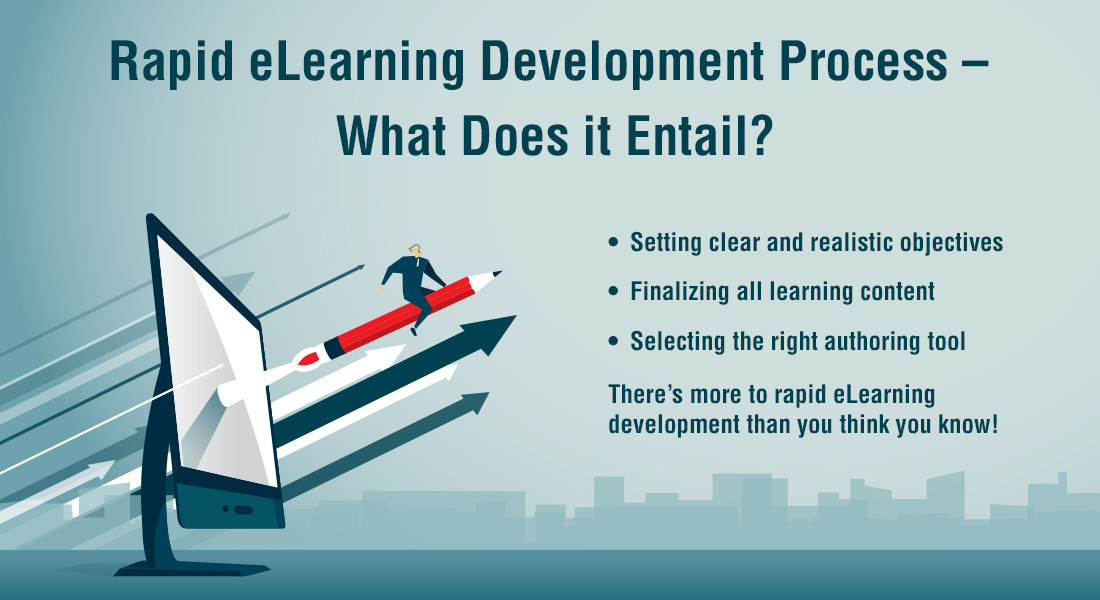Rapid eLearning Development Process: Five Steps to ACE It!