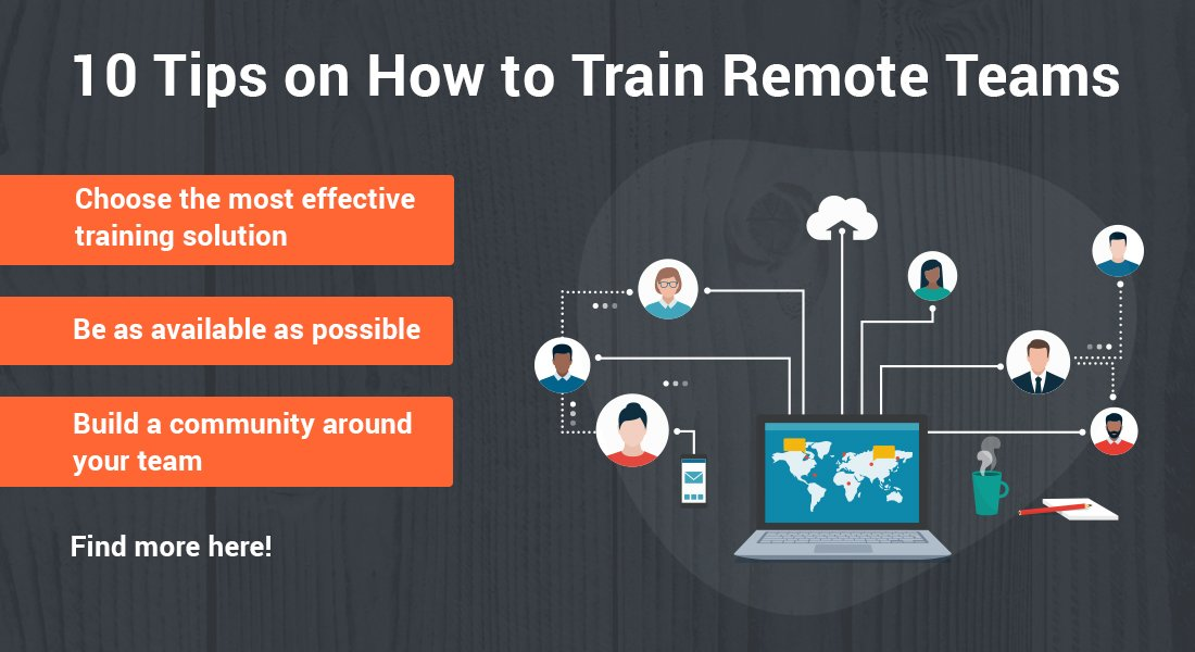 10 Corporate Training Tips to Improve Productivity for Remote Teams