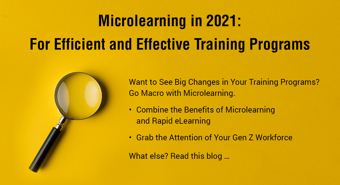 Microlearning for Effective Corporate Training
