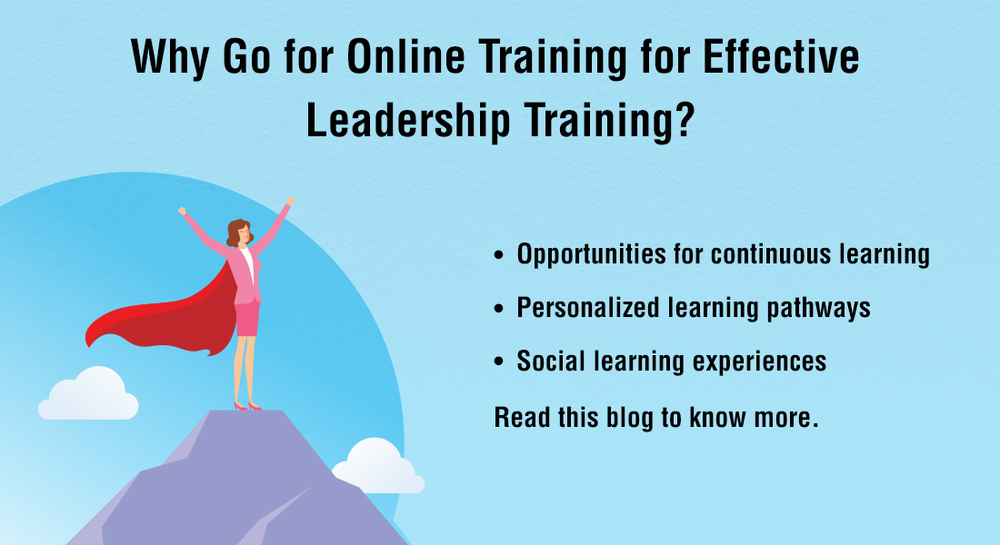 Fostering Corporate Leadership Skills through Online Training