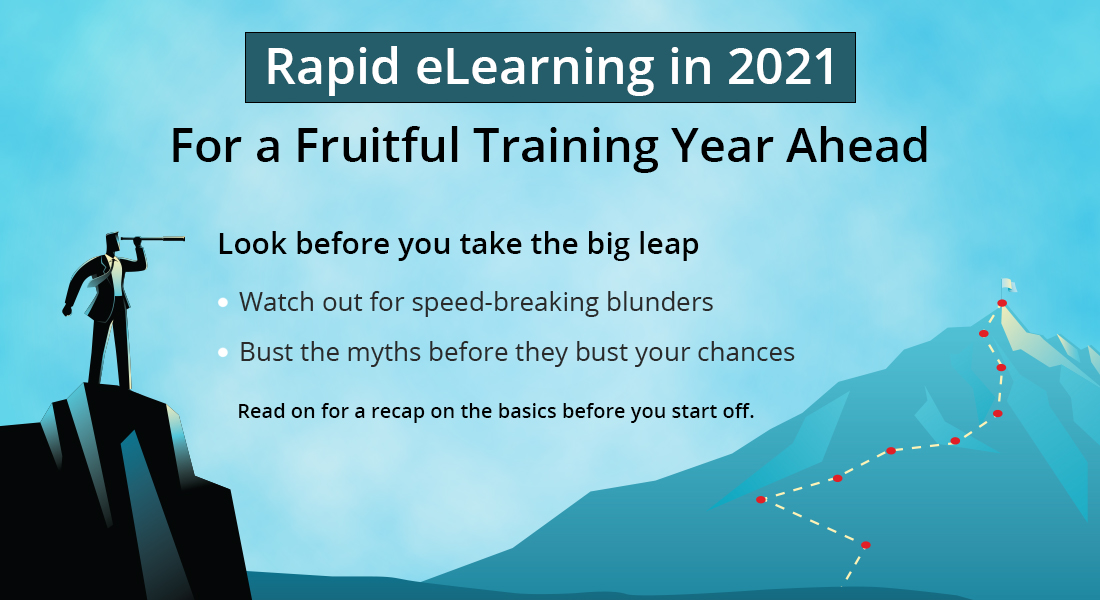 Rapid eLearning: A Recap of the Popular Blogs