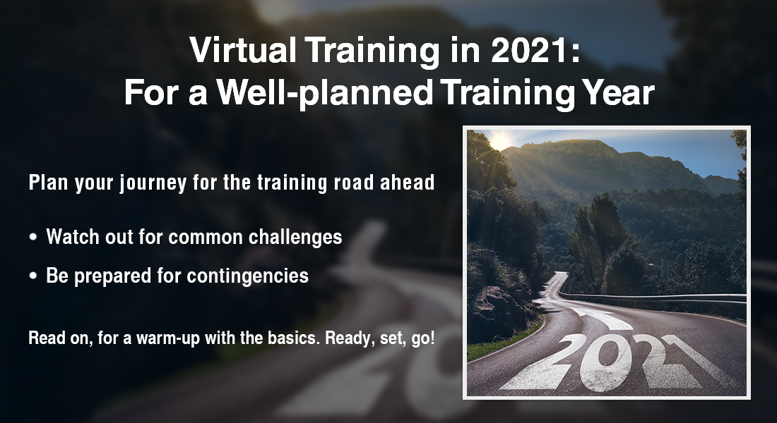 Virtual Instructor-led Training: How to Add Muscle to Your Training