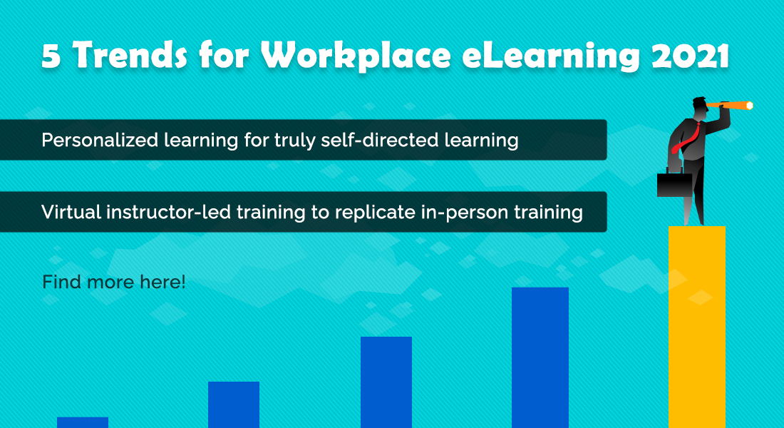 5 Trends that will Shape the Future of Workplace Learning