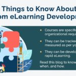 Everything You Wanted to Know About Custom eLearning Development