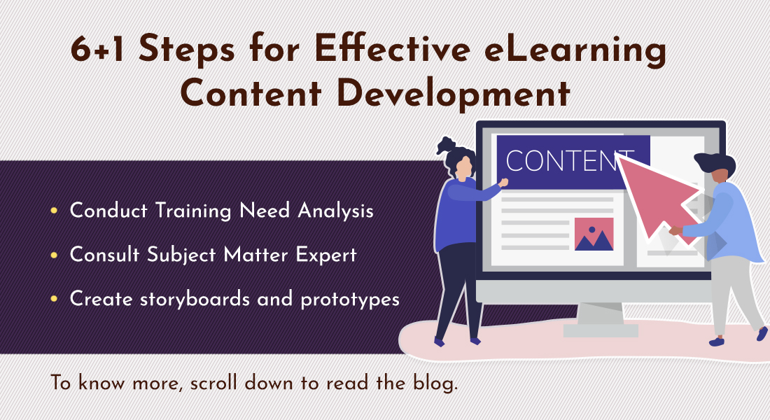 A Guide to Effective eLearning Content Development for Corporate Training