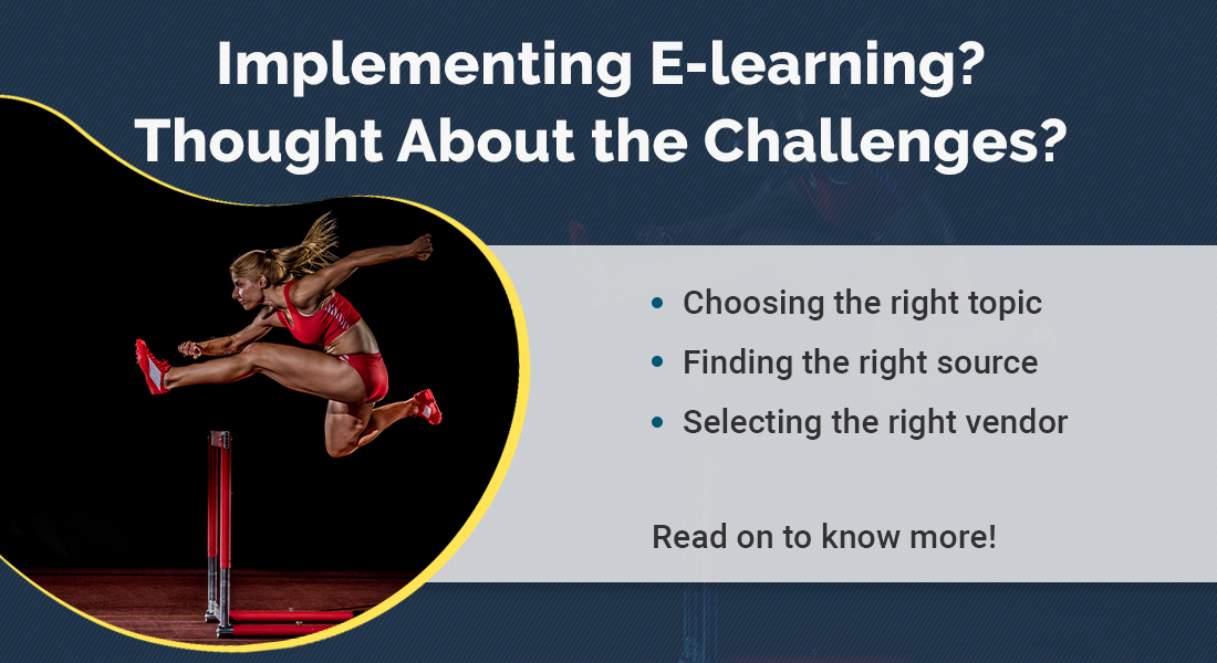 E-learning Implementation Challenges and How to Overcome Them