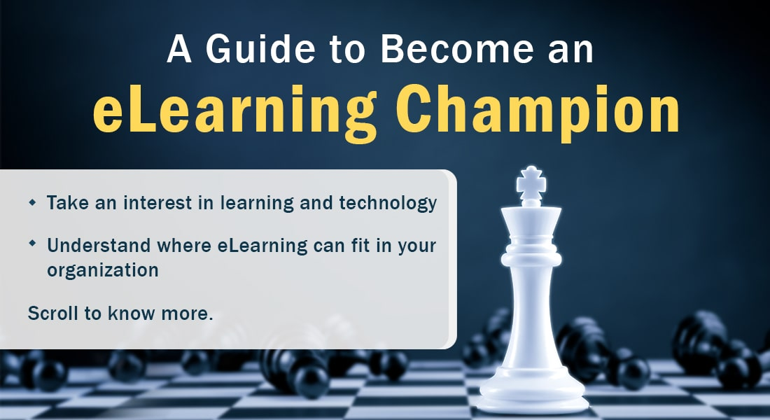 eLearning Champions and the Usage of eLearning