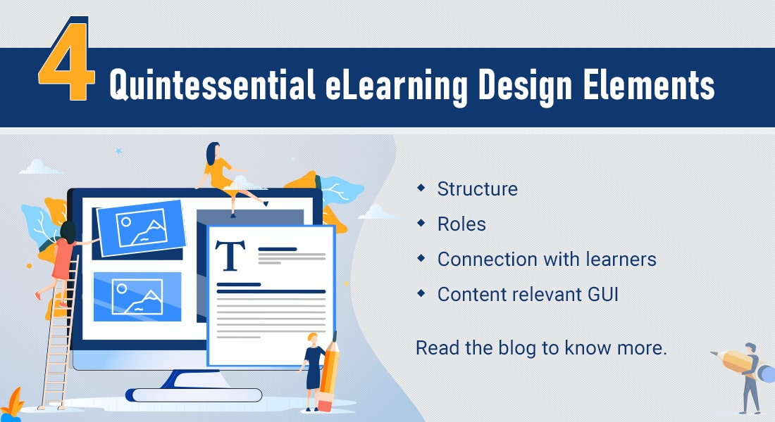 eLearning with Intuitive Design: 4 Elements to Make it Work