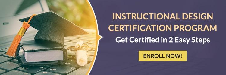 Instructional Design Certification Program